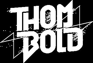 Thom Bold logo